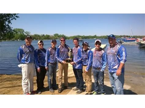 Congratulations to our Bass Fishing Team on their 2015 Conference Championship!