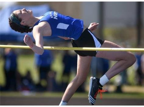 Hayden Buerster - High Jump