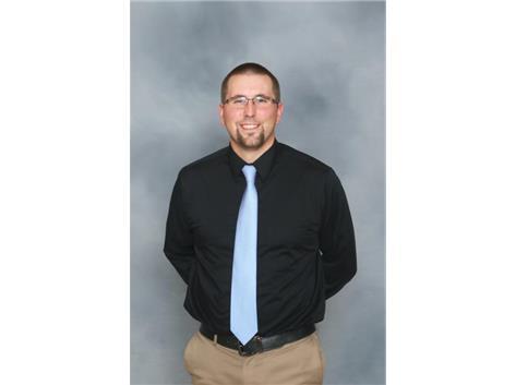 Sophomore Coach Justin Moriarty