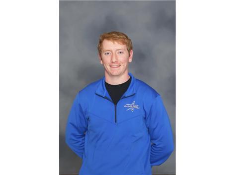 Freshmen Coach Ryan Cordon