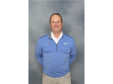Asst. Varsity Coach Rob Prenstiss
