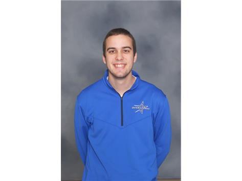 Freshmen Coach Joren Wilson