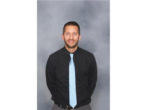 Freshmen Girls Basketball Coach Dan Kuchta
