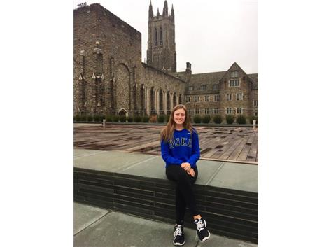 Congratulations to North Star golfer Megan Furtney on her commitment to Duke University.