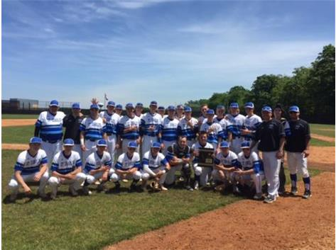 Congrats to the North Star Baseball team on their 2017 Regional Championship victory.