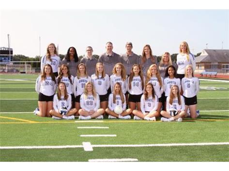 2017 Varsity Girls Volleyball Team