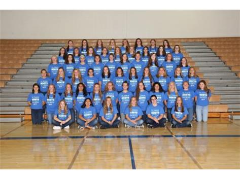 2017 Girls Swim Team