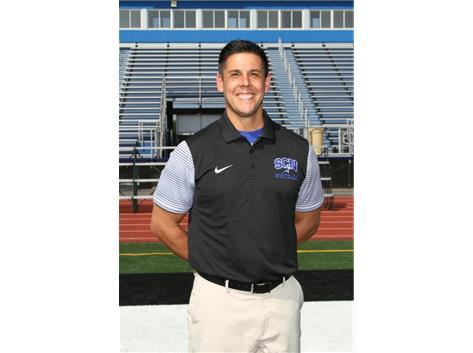 Varsity Football Head Coach Rob Pomazak