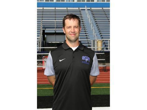 Varsity Football Asst. Coach Jeff Petersen
