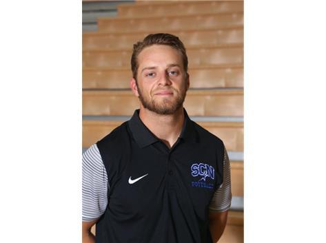 Freshman Football Head Coach Ed Stahl