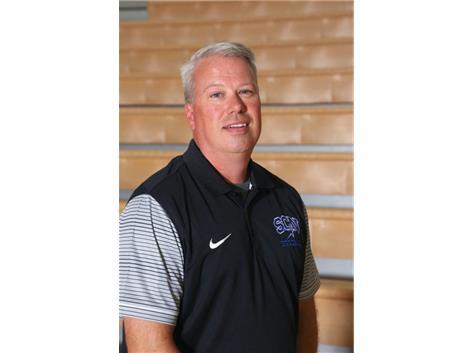 Freshman Football Asst. Coach Joe Wiltrout