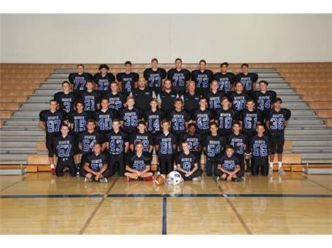 2017 Freshman Football Team