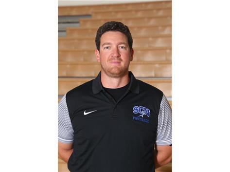 Head Sophomore Football Coach Eric Bostrand