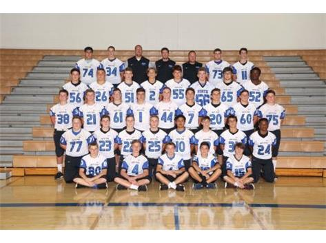 2017 Sophomore Football Team