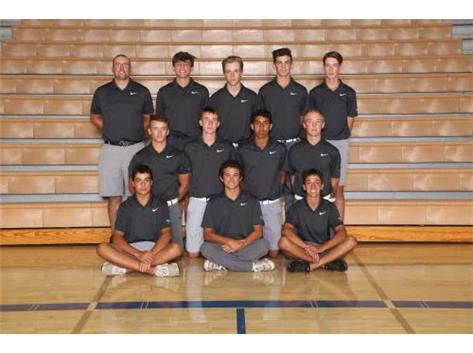 2017 Boys Varsity Golf Team