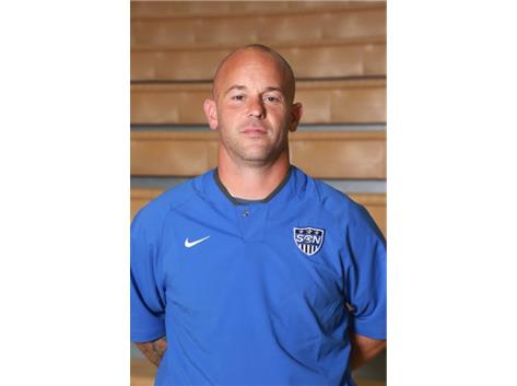 Boys Soccer Varsity Head Coach Eric Willson