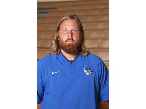 Boys Soccer Varsity Asst. Coach Brian Harks