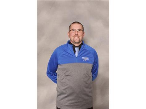 Asst. Varsity Coach Justin Moriarty