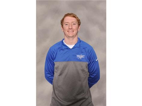 Freshman Coach Ryan Cordon
