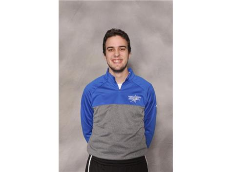 Sophomore Coach Joren Wilson