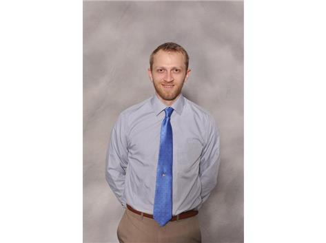Asst. Varsity Coach Grant Oler