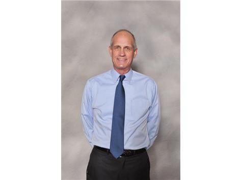 Asst. Varsity Coach Jeff Rodewald