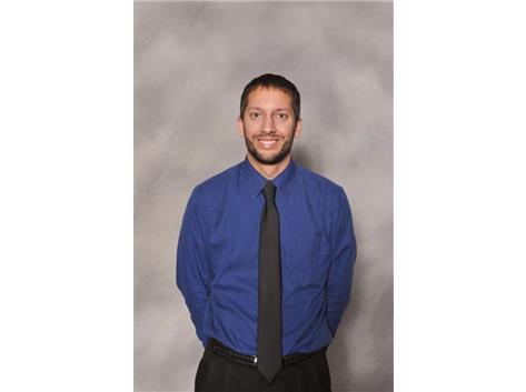 Freshman Coach Dan Kuchta