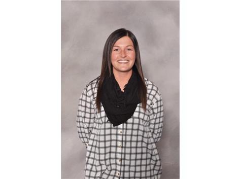 Freshman Coach Sydney Russell
