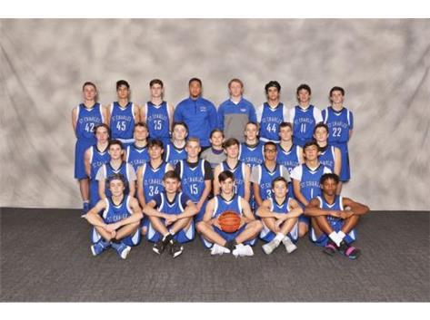2017-18 Freshman Basketball Team