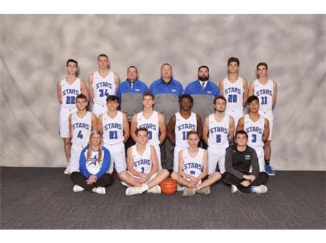 2017-18 Varsity Basketball Team