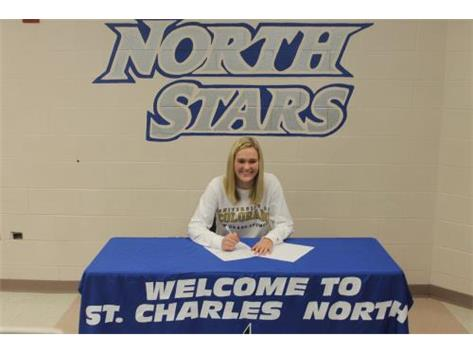 Anna Davern Signs with University of Colorado-Colorado Springs