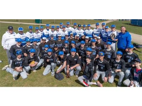 The North Star Baseball program had the opportunity to work with the Bartlett Little League Challengers, a youth baseball program devoted to athletes with special needs.