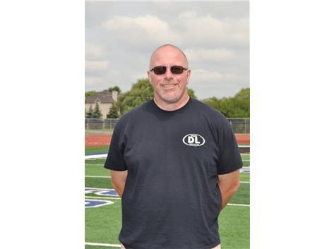 Boys Cross Country Head Coach Kevin Harrington