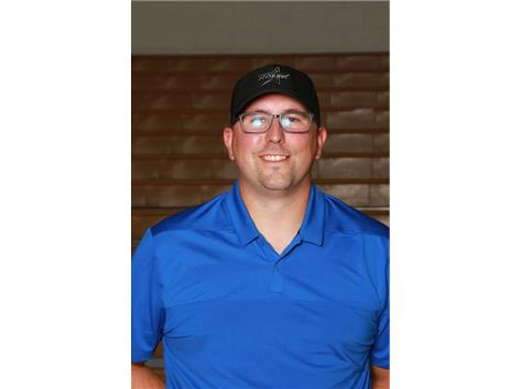 Boys Golf Head Coach Justin Moriarty