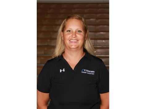 Girls Cross Country Head Coach Shari Hayes