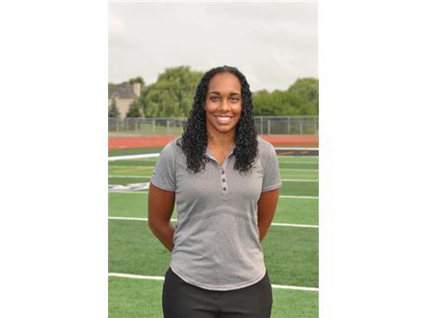 Girls Volleyball Head Coach Lindsay Hawkins