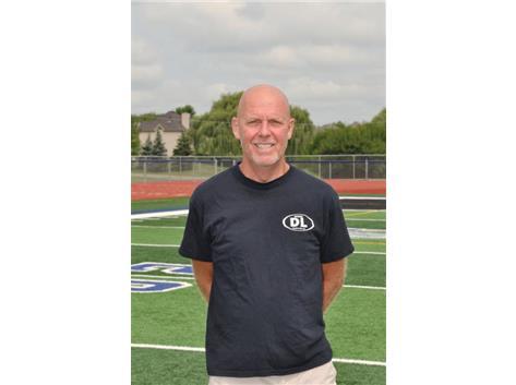 Asst. Coach Mike Backer