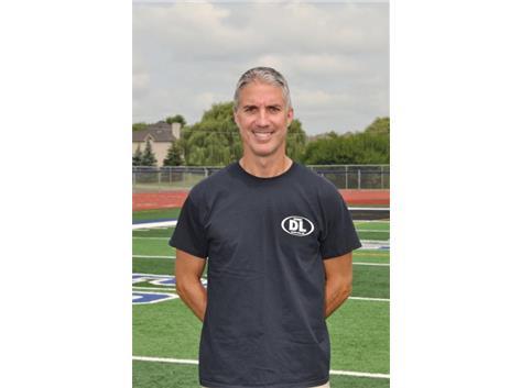 Asst. Coach Rick Hornstrom
