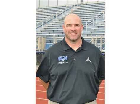 Freshman Coach Chip McPheeters
