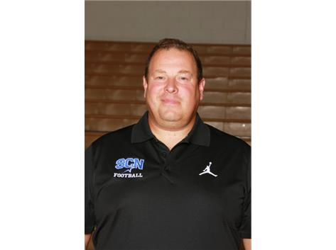 Asst. Coach Pat Shannon