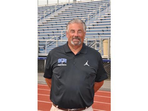 Asst. Coach Rick Magsiman