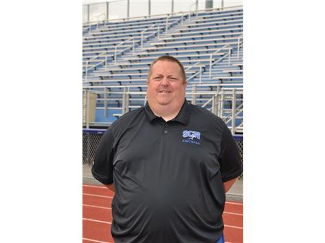 Asst. Coach Steve Polloy