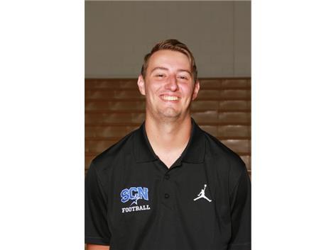 Soph. Coach Steve Thoubin