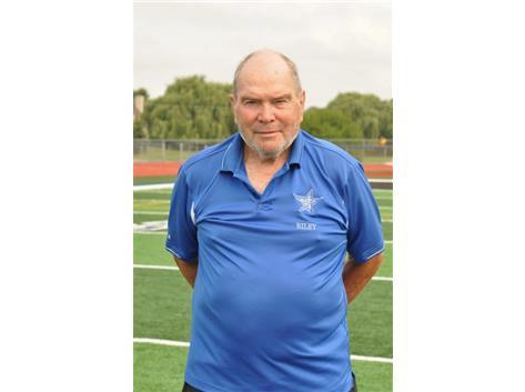 Asst. Coach Chuck Riley