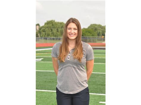 Asst. Coach Kate Wright