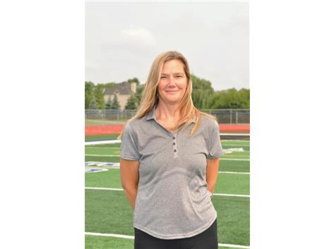 Freshman Coach Michelle Cook