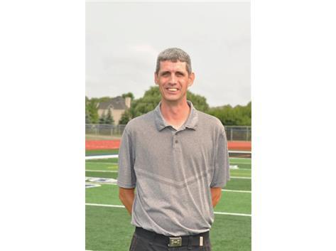 Soph. Coach Steve Macaitis