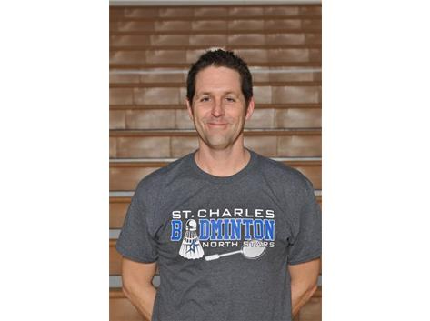 Head Coach Girls Badminton Mike Smith