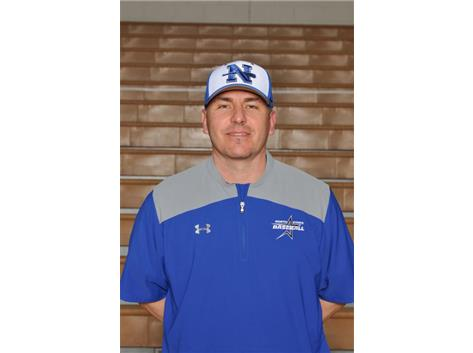Baseball Head Coach Todd Genke