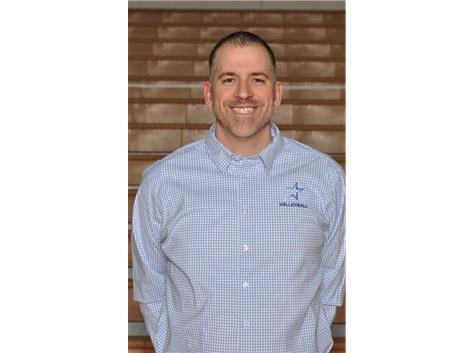Boys Volleyball Head Coach Todd Weimer